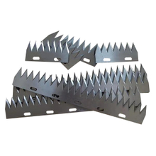 Straight Serrated Blade
